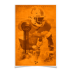 Tennessee Volunteers - Knoxville TN - College Wall Art #Poster