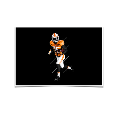 Tennessee Volunteers - Run - College Wall Art #Poster
