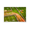 Tennessee Volunteers - Closeup Running Thru the T - College Wall Art #Poster