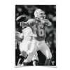Tennessee Volunteers - Vintage Peyton Manning 2 - College Wall Art #Poster