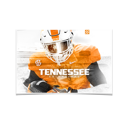 Tennessee Volunteers - 2018 Vols - College Wall Art #Poster