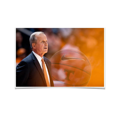 Tennessee Volunteers - Rick Barnes - College Wall Art #Poster