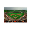 Tennessee Volunteers - Lindsey Nelson Stadium - College Wall Art #Poster
