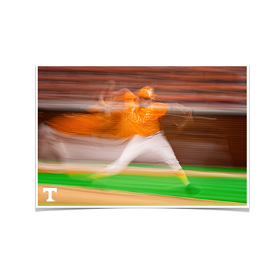 Tennessee Volunteers - Vols Baseball - College Wall Art #Poster
