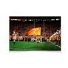Tennessee Volunteers - Eyes on Tennessee - College Wall Art #Poster