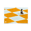 Tennessee Volunteers - Checkerboard Smokey - College Wall Art #Poster