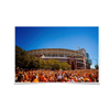 Tennessee Volunteers - Orange Swarm - College Wall Art #Poster