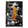 Tennessee Volunteers - Fight - College Wall Art #Poster