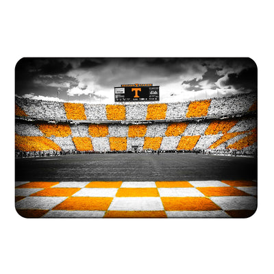 Tennessee Volunteers - Checkerboard Neyland - College Wall Art #PVC