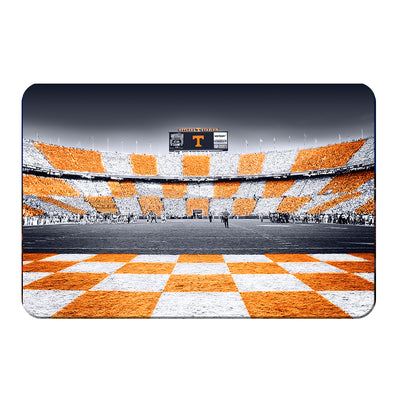 Tennessee Volunteers - Reverse Checkerboard - College Wall Art #PVC