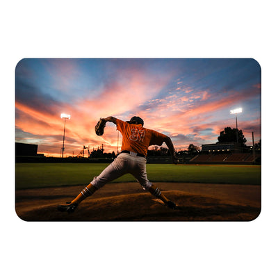 Tennessee Volunteers - Sunset Pitch - College Wall Art #PVC