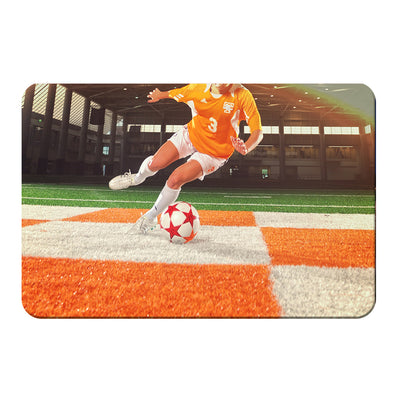 Tennessee Volunteers - Lady Vols Soccer - College Wall Art #PVC