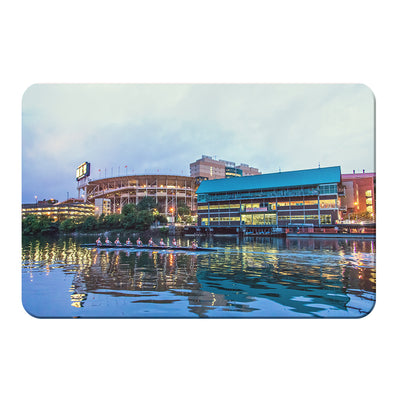Tennessee Volunteers - Morning Row by Neyland - College Wall Art #PVC