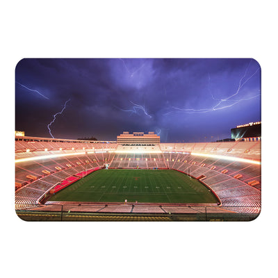Tennessee Volunteers - Lightning Over Neyland - College Wall Art #PVC