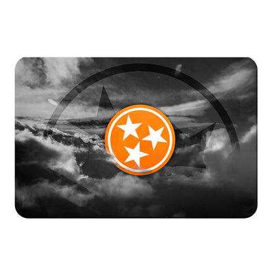 Tennessee Volunteers - Smokey Tri Star - College Wall Art #PVC