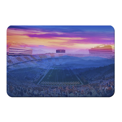 Tennessee Volunteers - Tennessee Mountain Sunset - College Wall Art #PVC