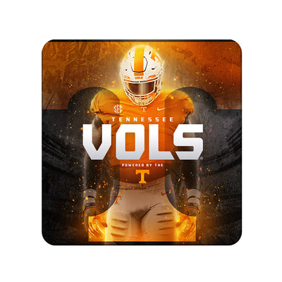 Tennessee Volunteers - Powered By The T Vols - College Wall Art #PVC