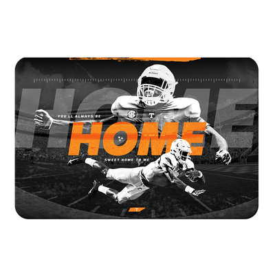 Tennessee Volunteers - Home - College Wall Art #PVC
