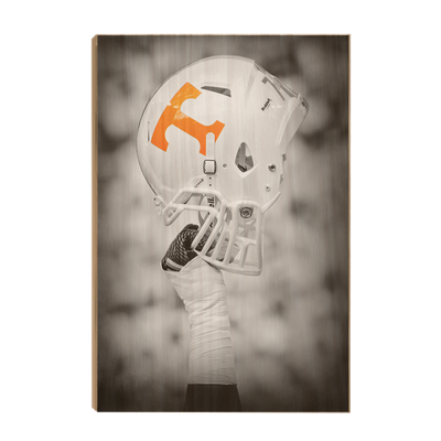 Tennessee Volunteers - Victory - College Wall Art #Wood