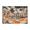 Tennessee Volunteers - Running Through the T Nike - College Wall Art #Wood