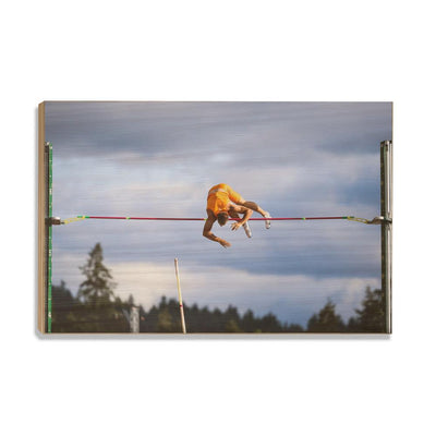 Tennessee Volunteers - Power Volt - College Wall Art #Wood