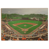 Tennessee Volunteers - Lindsey Nelson Stadium - College Wall Art #Wood