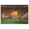 Tennessee Volunteers - Eyes on Tennessee - College Wall Art #Wood