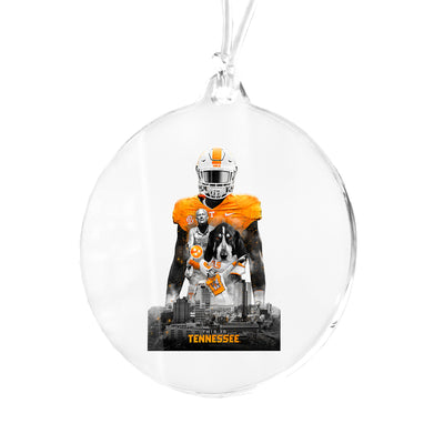 Tennessee Volunteers - This is Tennessee Bag Tag & Ornament