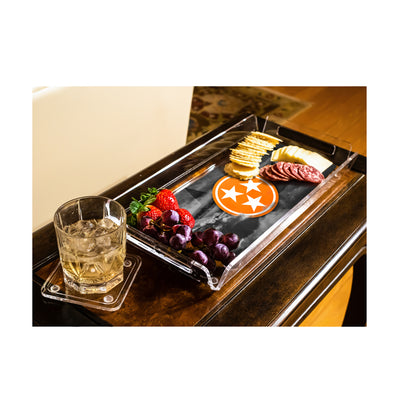 Tennessee Volunteers - Smokey Tri  Star Tray