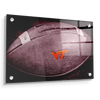 Virginia Tech Hokies - VT Football - College Wall Art #Acrylic