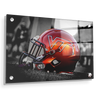 Virginia Tech Hokies - VT Helmet - College Wall Art #Acrylic