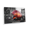 Virginia Tech Hokies - VT Helmet - College Wall Art #Acrylic Mini