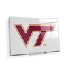Virginia Tech Hokies - VT White - College Wall Art #Acrylic Mini