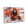Virginia Tech Hokies - Hokie Stone - College Wall Art #Acrylic Mini