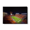 Virginia Tech Hokies - Aerial Striped Lane Stadium #Canvas