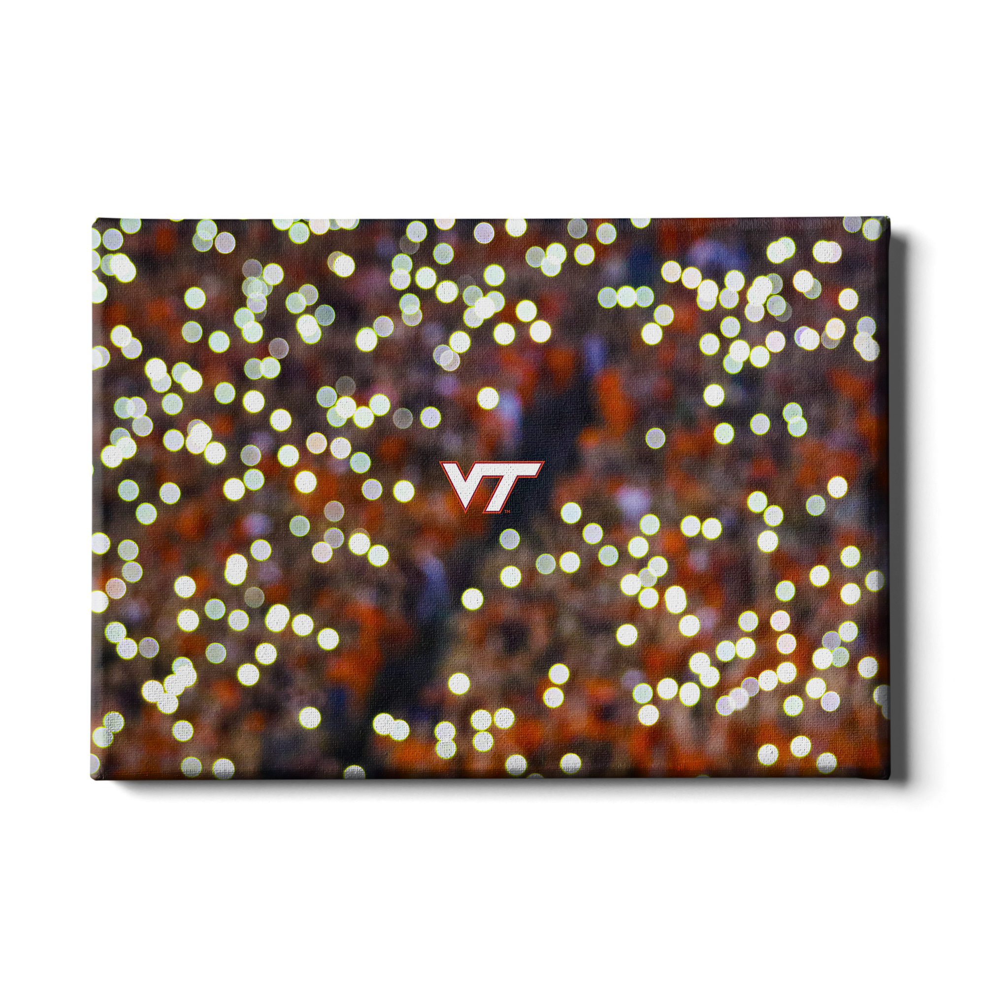Virginia Tech Hokies - Light Up Lane #Canvas