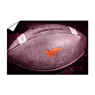 Virginia Tech Hokies - VT Football - College Wall Art #Wall Decal