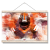 Virginia Tech Hokies - Hokie Stone - College Wall Art #Hanging Canvas