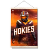Virginia Tech Hokies - This is Hokie Football - College Wall Art #Hanging Canvas