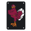 Virginia Tech Hokies - Hokie Bird 2 - College Wall Art #Metal