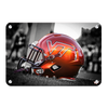 Virginia Tech Hokies - VT Helmet - College Wall Art #Metal