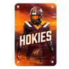 Virginia Tech Hokies - This is Hokie Football - College Wall Art #Metal