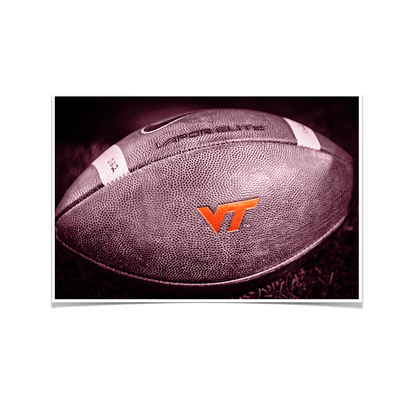 Virginia Tech Hokies - VT Football - College Wall Art #Poster