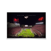 Virginia Tech Hokies - Enter VT Football - College Wall Art #Poster