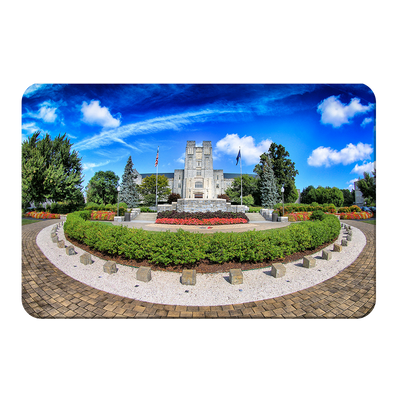 Virginia Tech Hokies - Burruss Hall - College Wall Art #PVC