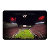 Virginia Tech Hokies - Enter VT Football - College Wall Art #PVC