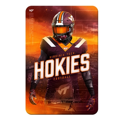 Virginia Tech Hokies - This is Hokie Football - College Wall Art #PVC