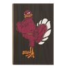 Virginia Tech Hokies - Hokie Bird 2 - College Wall Art #Wood