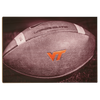 Virginia Tech Hokies - VT Football - College Wall Art #Wood
