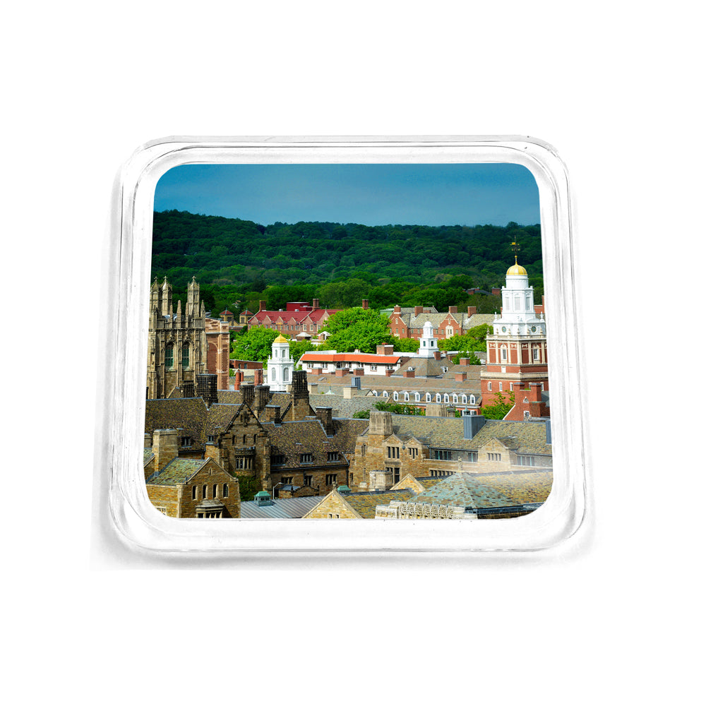 Yale Bulldogs - Yale Campus Drink Coaster